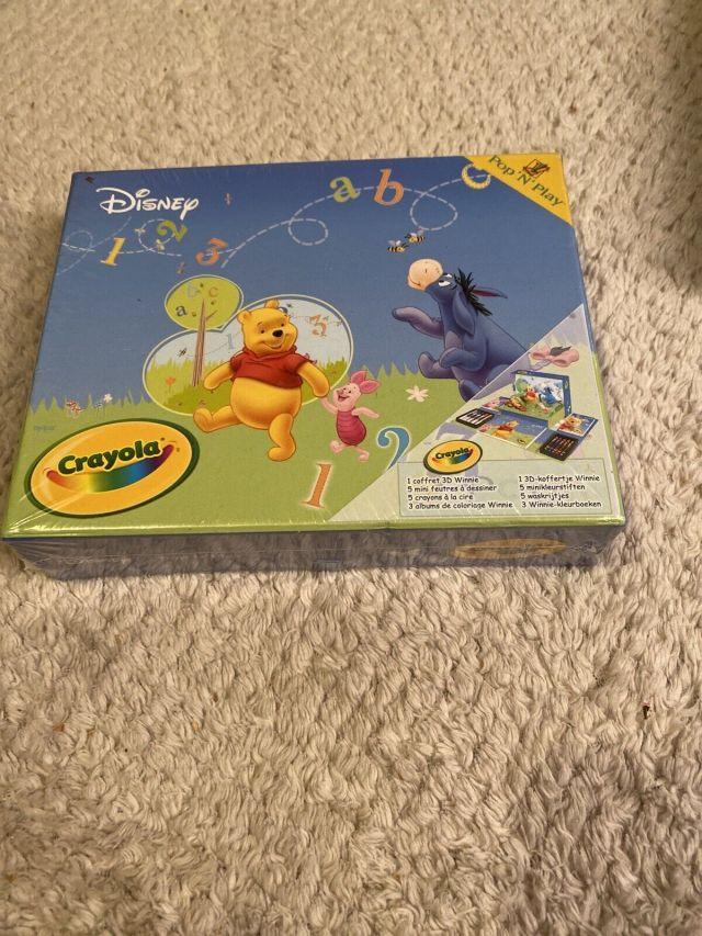 Sofort versenden Disney crayola 30D Winnie Pop Nr Play Filzstifte