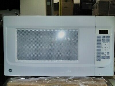 ge household microwave oven jes1460ds1ww general electric 1500 watt cleaned 2012 ebay