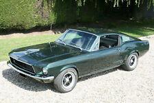 1968 Ford Mustang Fastback Bullitt. The best available