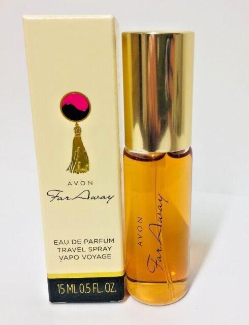 Rare Avon De Eau Parfum 7 Gold 1