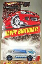 Hot Wheels Happy Birthday Diecast Car For Sale Online Ebay