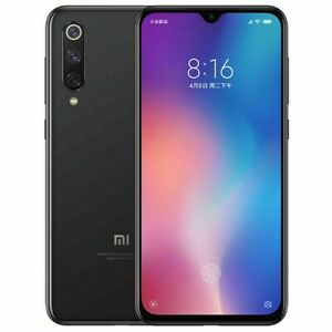 Xiaomi Mi 9 SE 128GB 6GB RAM GSM Factory Unlocked Global Version Black (NEW)