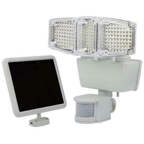 Rich Solar 182 Led Solar Motion Light 1200 Lumens Outdoor Sensor For Sale Online Ebay