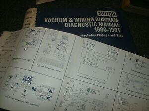 1980 1981 BUICK RIVIERA ELECTRA CENTURY REGAL LESABRE WIRING VACUUM DIAGRAMS SET | eBay