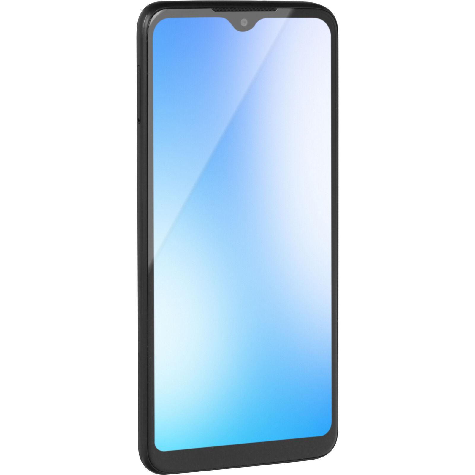 Motorola One Macro 64GB (EU-Ware), Handy, dunkelblau