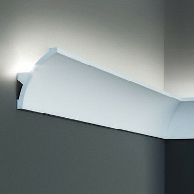 a72 indirect lighting coving moulding 80mm high x 60mm wide x 2000mm long ebay