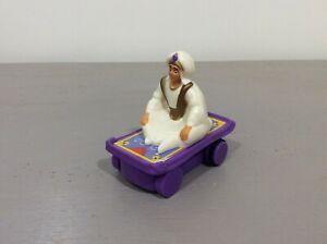 details sur figurine aladdin tapis volant disney mac donald s mc do jouet en loose