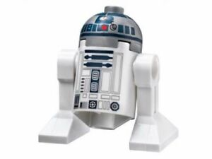 Details About Authentic Lego Star Wars R2 D2 Minifig Only Minifigure 75168