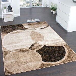 details sur design moderne tapis salon tapis circulaire design tapis en marron beige couleur afficher le titre d origine