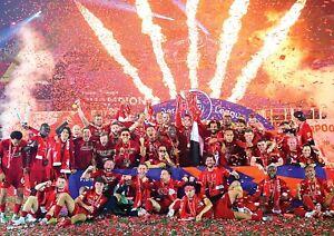details about liverpool fc poster new champions 2020 premier league free p p choose your size