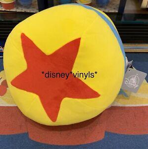 details about new disney parks large pixar luxo ball plush nwt