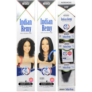 model model remy human hair ego wet wavy indian remy perfect 4pcs jerry curl ebay
