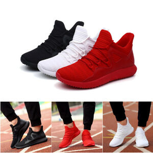 FASHION Men s Shoes Running Man Sneakers Mesh Sports Casual Athletic     Image is loading FASHION Men 039 s Shoes Running Man Sneakers