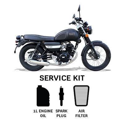 Genuine Wk Bikes Rt 125 Service Kit