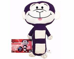 details about seat belt pet monkey cover soft toy comfort pillow car seatbelt children h7