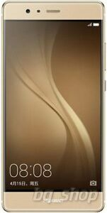 "Huawei P9 Plus Gold Dual SIM 128GB Octa Core 5.5"" 12MP 4GB RAM Phone By FedEx"