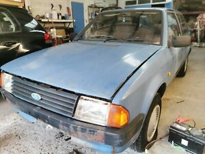 Ford Escort Estate 1.1L 1985 for restoration or spares