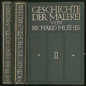 Geschichte Der Italienischen Malerei Volume 1 German Edition