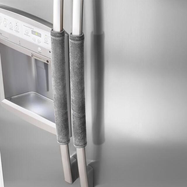 2pcs refrigerator door protect handle