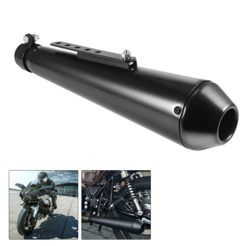 exhausts exhaust systems motorcycle exhaust pipe silencer muffler stainless steel for cafe racer custom dr lowinski