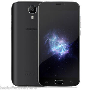 DOOGEE X9 Pro Android 6.0 5.5 inch 4G Phablet MTK6737 Quad Core 1.3GHz 2GB 16GB