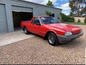 Ford Falcon Ute, 1990, like a barn find, XD, XE, XF, XG, XH, RARE
