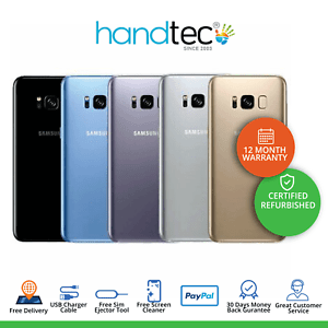 Samsung Galaxy S8 Plus 64gb Entsperrt Smartphone Versch Farben Noten Ebay