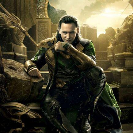"Marvel's Avengers Loki poster wall art home decor photo print 16"", 20"", 24"""