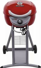 masterbuilt electric patio grill in red