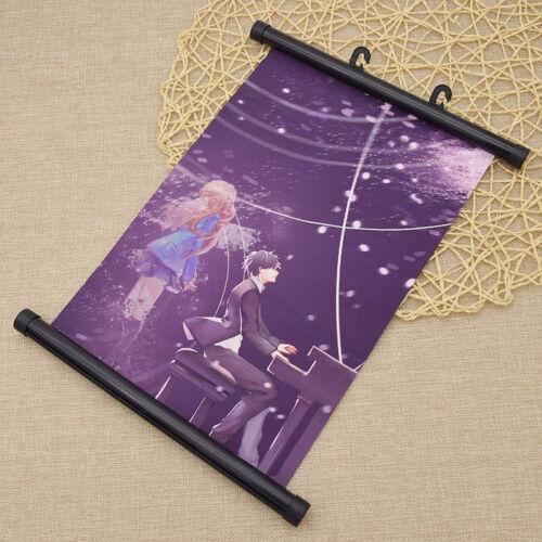 poster fur fans your lie in april poster janpan anime geschenk mode haus zimmer dekor sammeln seltenes