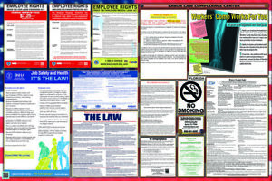 details about 2020 florida federal combination labor law posters