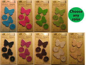 12 Butterfly Bath Tub Shower Appliques Safety No Slip