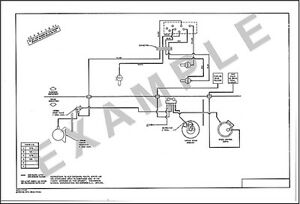 1985 Ford Thunderbird Mercury Cougar Vacuum Diagram Non