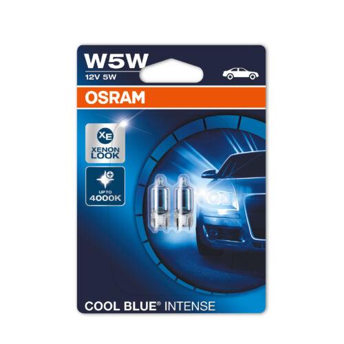 car parts 2x fits mini cooper r50 osram cool blue side light parking beam lamp bulbs dr lowinski
