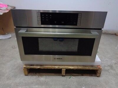 new bosch 500 series mb50152uc 30 built in microwave convection oven 850 ebay