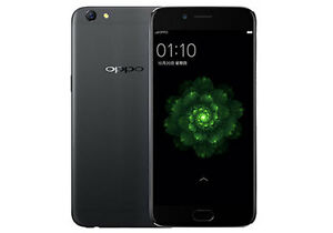 "Oppo R9s Black 5.5"" 64GB 4GB RAM Android Phone By FedEx"