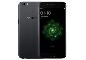"""Oppo R9s Black 5.5"""" 64GB 4GB RAM Android Phone By FedEx"""