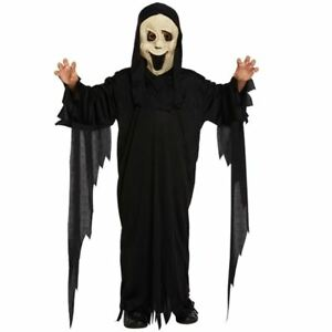 SCREAM SCARY MOVIE DEMON GHOST HALLOWEEN CHILDRENS FANCY DRESS     Image is loading SCREAM SCARY MOVIE DEMON GHOST HALLOWEEN CHILDRENS FANCY