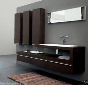 details about bathroom vanity modern bathroom vanity set single sink valentino ii 66