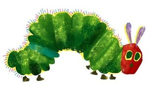the very hungry caterpillar # 19