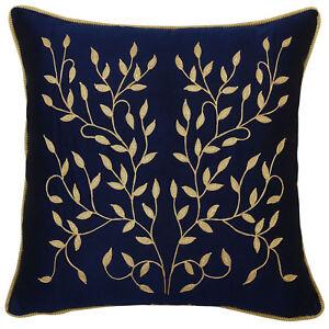 plain poly silk cushion covers pillow