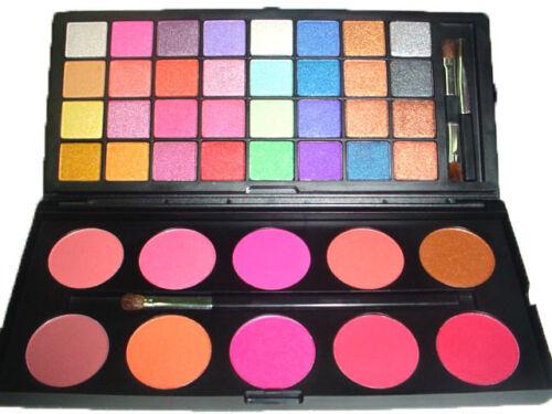 Paleta-De-Sombras-42-Cores-Profissional-empilhar-brilhante-fosco-Beleza-S