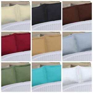 details about queen size pillow shams standard size of 2 pillow shams