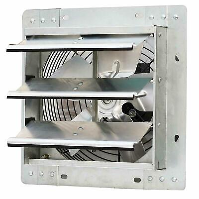 commercial restaurant kitchen wall mounted variable speed shutter exhaust fan