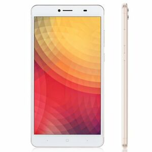 """DOOGEE Y6 MAX 3D 6.5"""" FHD Android 6.0 4G Phone 3GB RAM 32GB ROM- Golden"""