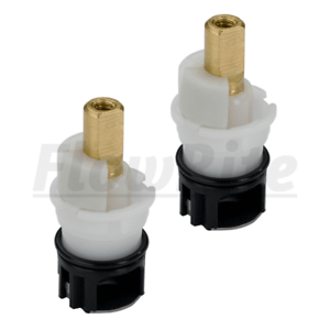 details about flowrite replacement stem assembly for delta faucet rp25513 2 pack