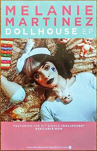 detalhes sobre melanie martinez casa de boneca ltd ed raro poster gratis indie pop poster cry baby mostrar titulo no original