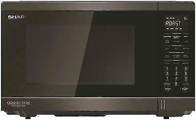 sharp r890ebs convection microwave oven black for sale online ebay