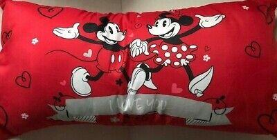 disney mickey minnie mouse decorative body pillow 32281231705 ebay