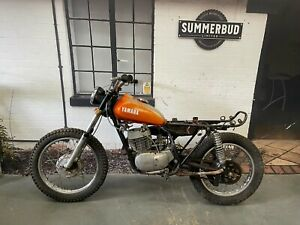 Yamaha RT1 360 1972 Barn Find Restoration Project Spares or Repair Trail